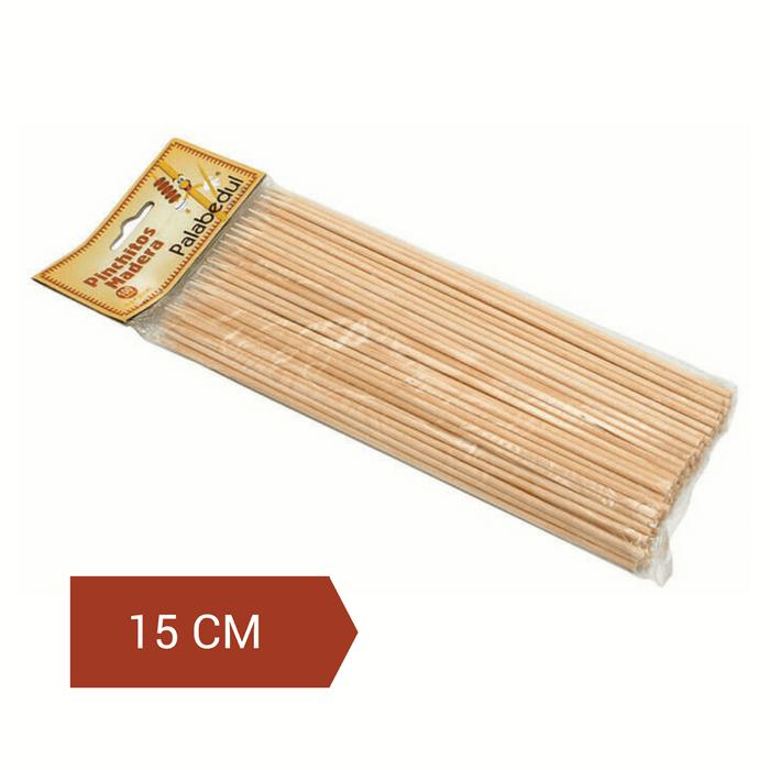 Comprar brochetas pinchos 15cm